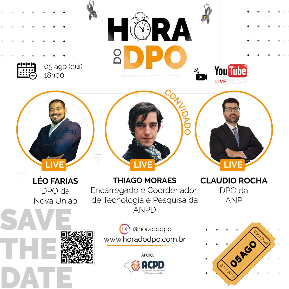 Episódio 12, Thiago Moraes