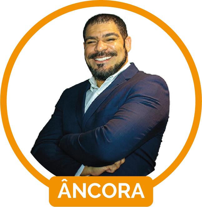 Âncora: Léo Farias